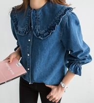 Denim Shirts & Blouses