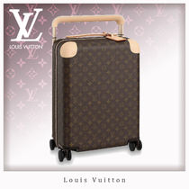 Louis Vuitton MONOGRAM Unisex 1-3 Days Carry-on Luggage & Travel Bags