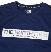THE NORTH FACE WHITE LABEL Street Style T-Shirts