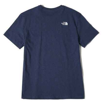 THE NORTH FACE More T-Shirts Unisex Street Style T-Shirts 4