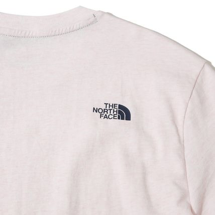 THE NORTH FACE More T-Shirts Unisex Street Style T-Shirts 13