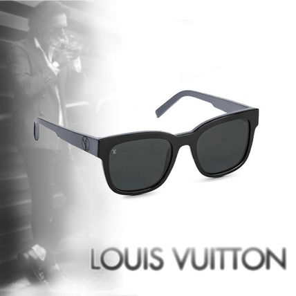 2745cd087b8 Louis Vuitton Sunglasses Square Sunglasses 4 Louis Vuitton Sunglasses  Square Sunglasses ...