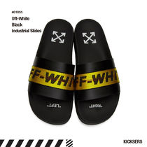 Off-White Street Style Sandals