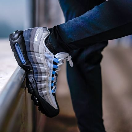ace27be33 Nike AIR MAX 95 2019 SS Street Style Plain Sneakers (CD1529 001) by ...