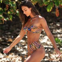 Flower Patterns Tropical Patterns Brazilian Co-ord Bikinis
