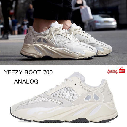 best service 4d652 7809e adidas YEEZY 2018-19AW Collaboration Sneakers (EG7596)