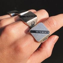 VETEMENTS Rings
