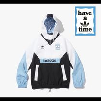 adidas Unisex Street Style Collaboration Jackets