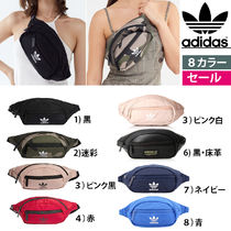 adidas Camouflage Casual Style Unisex Plain Shoulder Bags