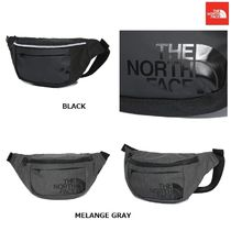 THE NORTH FACE Casual Style Unisex Nylon Street Style 2WAY Plain Bold Bags