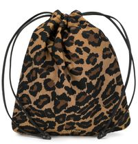 MiuMiu Leopard Patterns Handbags