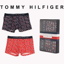 Tommy Hilfiger Monogram Unisex Street Style Cotton Trunks & Boxers
