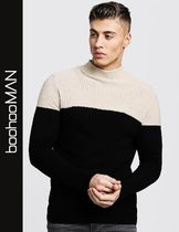 boohoo Pullovers Long Sleeves Knits & Sweaters