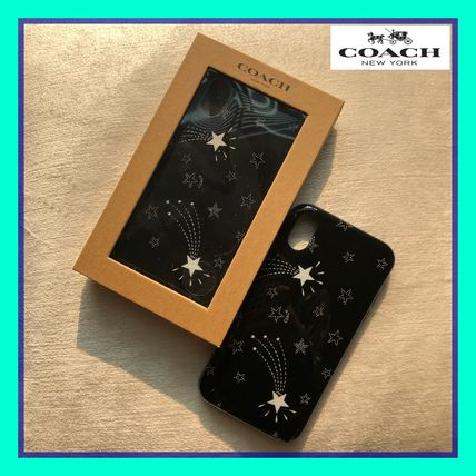 Star Unisex Silicon iPhone XS Max iPhone XR Logo