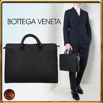 BOTTEGA VENETA Calfskin Plain Business & Briefcases