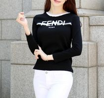 FENDI Cotton Sweaters