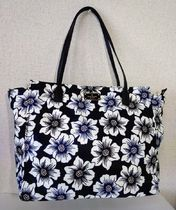 kate spade new york Flower Patterns Nylon A4 Totes