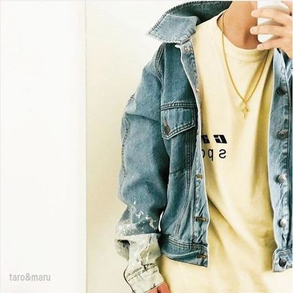 Denim Street Style Denim Jackets Jackets