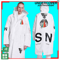 UNDERCOVER Unisex Street Style Long Parkas