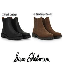 Sam Edelman Round Toe Ankle & Booties Boots
