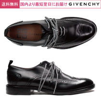 GIVENCHY Leather Oxfords