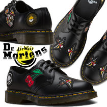 Dr Martens Casual Style Unisex Street Style Other Animal Patterns