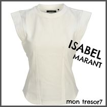 Isabel Marant Casual Style Plain Cotton Shirts & Blouses