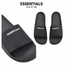 FEAR OF GOD ESSENTIALS Unisex Street Style Sandals