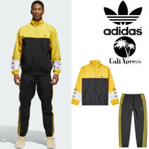 adidas Unisex Collaboration Top-bottom sets
