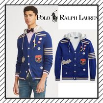 POLO RALPH LAUREN Low Gauge Street Style Cotton Vests & Gillets