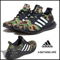 adidas ULTRA BOOST Camouflage Collaboration Sneakers