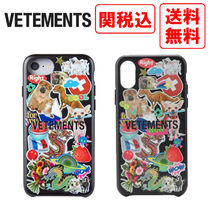 VETEMENTS Street Style Smart Phone Cases