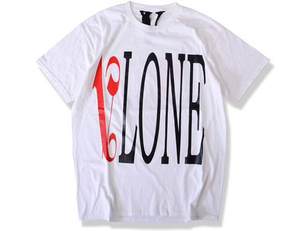 VLONE More T-Shirts Unisex Street Style Short Sleeves T-Shirts 2