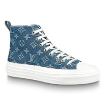 Louis Vuitton MONOGRAM Stellar Sneaker Boot