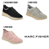 MARC FISHER Casual Style Low-Top Sneakers