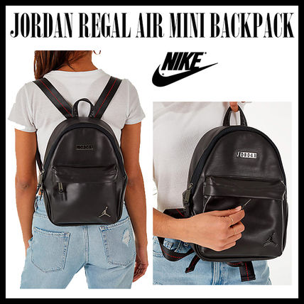 3041052a139443 Nike AIR JORDAN 2019 SS Casual Style Street Style Backpacks (111) by ...
