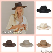 lack of color Hats & Hair Accessories
