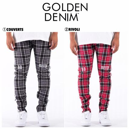 Other Plaid Patterns Pants