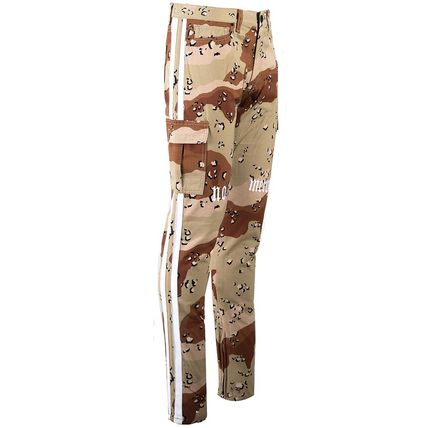 Camouflage Street Style Cotton Pants