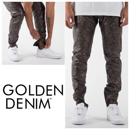 Other Animal Patterns Jeans & Denim