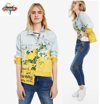 Desigual Casual Style Jackets