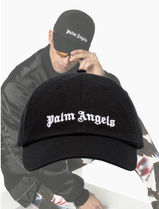 Palm Angels Unisex Street Style Caps