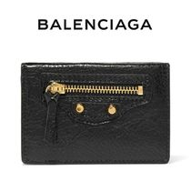 BALENCIAGA CITY Folding Wallets
