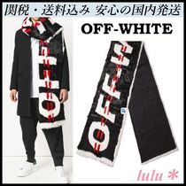 Off-White Scarves