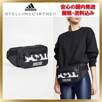 adidas by Stella McCartney Casual Style Street Style Shoulder Bags