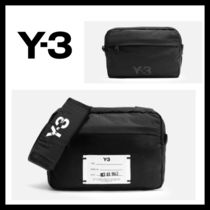 Y-3 Nylon 2WAY Messenger & Shoulder Bags