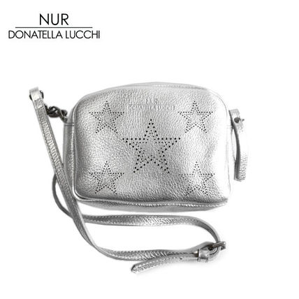 Star Leather Totes