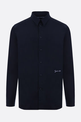 GIVENCHY Shirts Long Sleeves Cotton Shirts 2