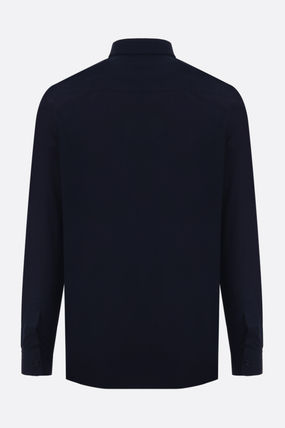 GIVENCHY Shirts Long Sleeves Cotton Shirts 3