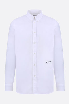 GIVENCHY Shirts Long Sleeves Cotton Shirts 5